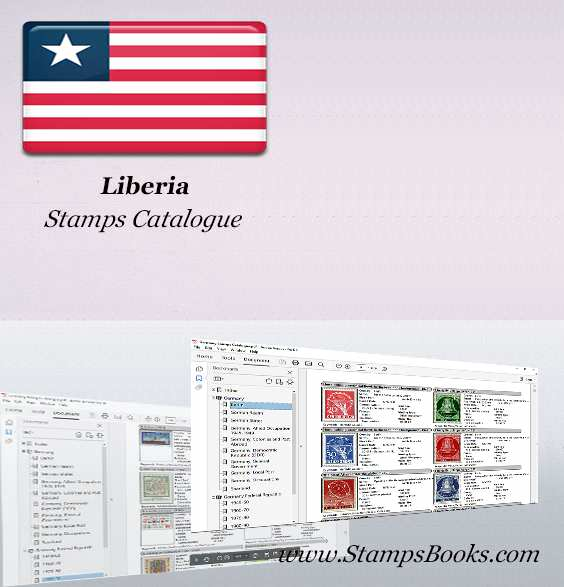 Liberia Stamps Catalogue