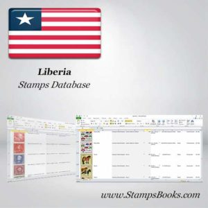 Liberia Stamps dataBase
