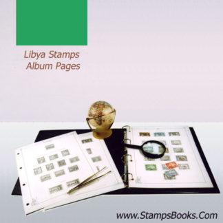 Libya stamps