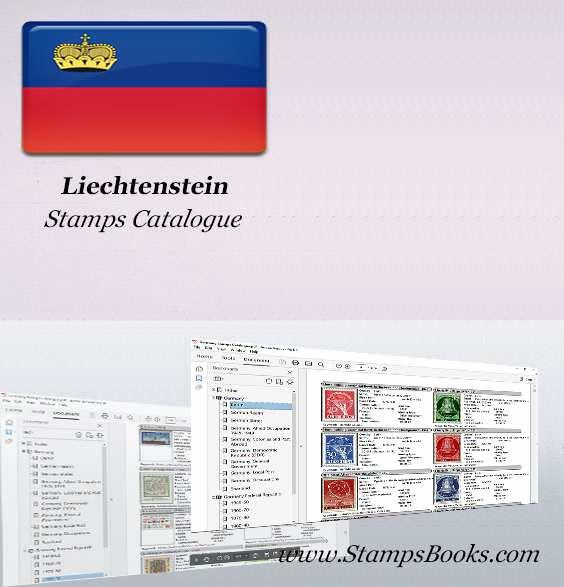 Liechtenstein Stamps Catalogue