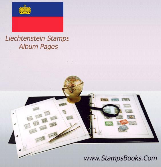Liechtenstein stamps