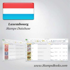 Luxembourg Stamps dataBase