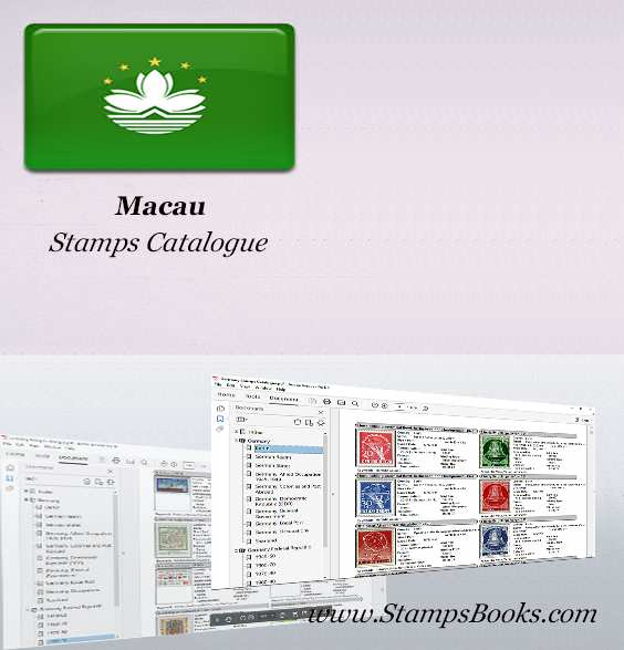 Macau Stamps Catalogue