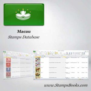 Macau Stamps dataBase