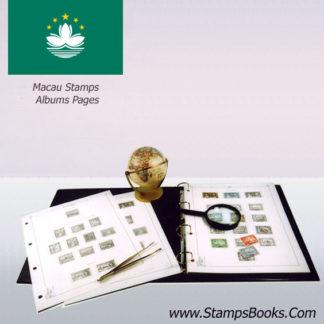 Macau stamps