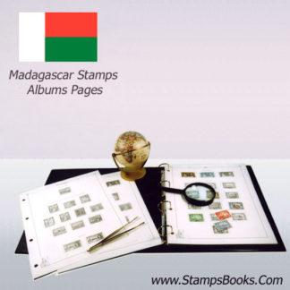 Madagascar Stamps