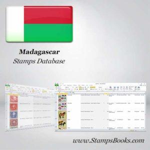 Madagascar Stamps dataBase