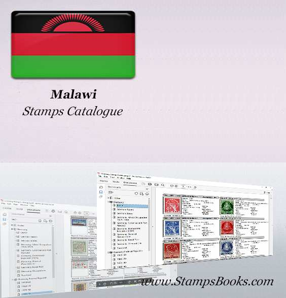 Malawi Stamps Catalogue