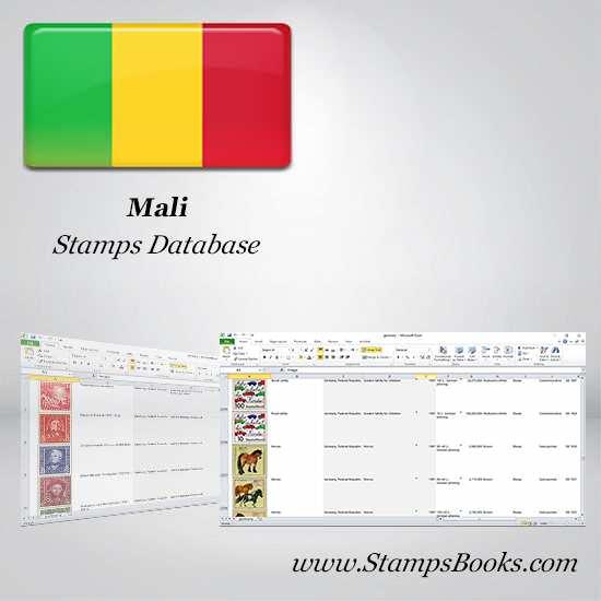 Mali Stamps dataBase