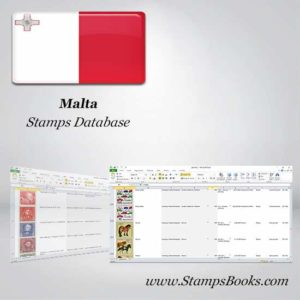 Malta Stamps dataBase