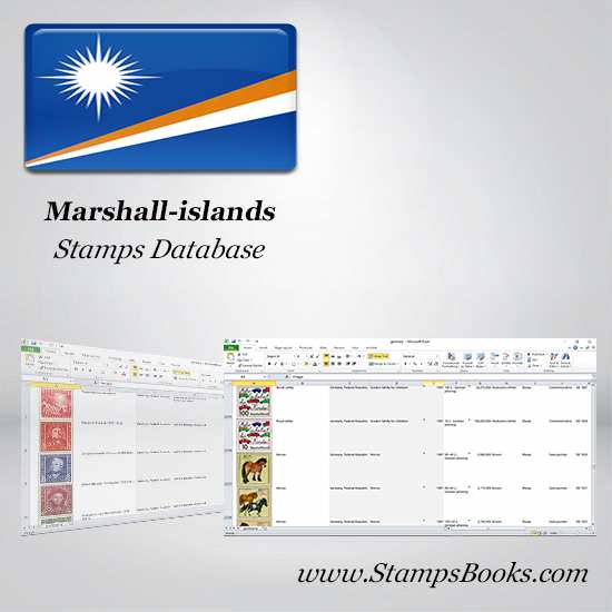 Marshall islands Stamps dataBase