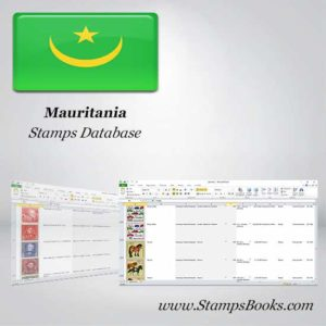 Mauritania Stamps dataBase