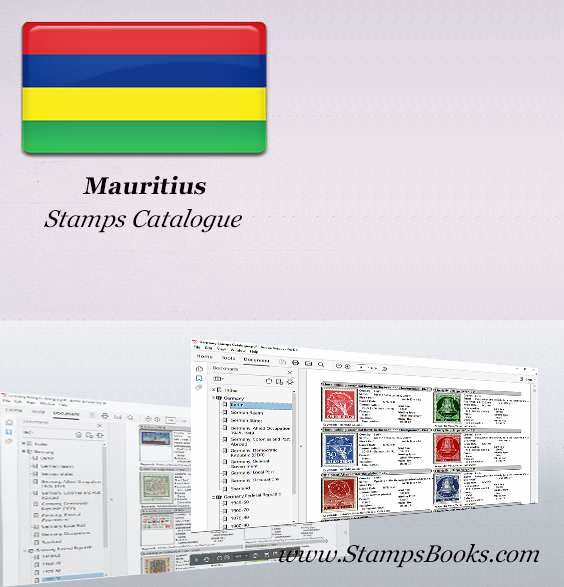 Mauritius Stamps Catalogue