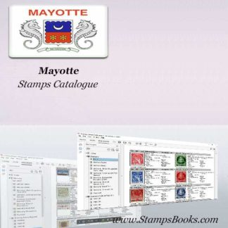 Mayotte Stamps Catalogue