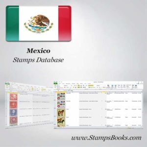 Mexico Stamps dataBase