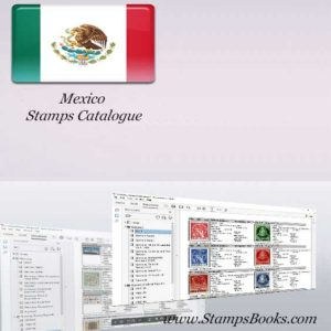 Mexico stamps Catalogue