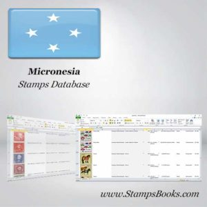 Micronesia Stamps dataBase