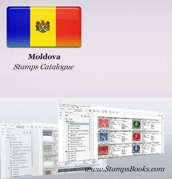 Moldova Stamps Catalogue