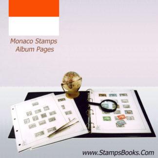 timbres Monaco