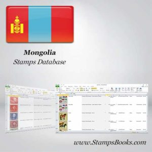 Mongolia Stamps dataBase