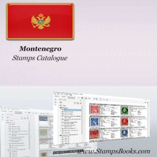 Montenegro Stamps Catalogue