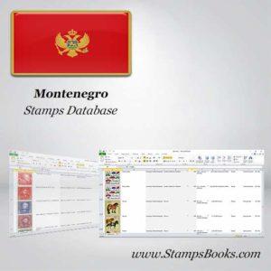 Montenegro Stamps dataBase
