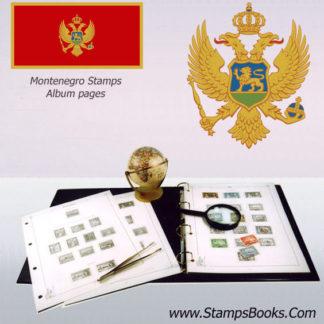 Montenegro stamps