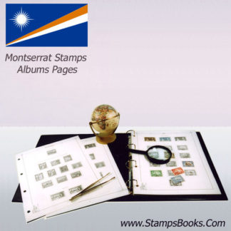 Montserrat Stamps
