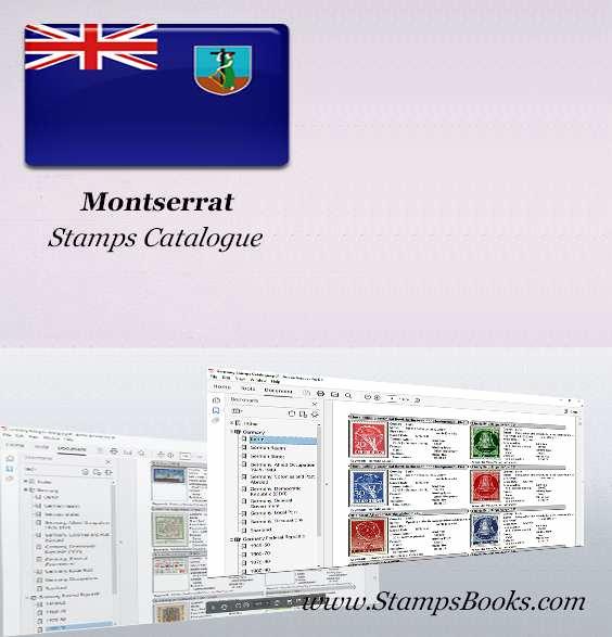 Montserrat Stamps Catalogue