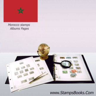 Morocco stamps