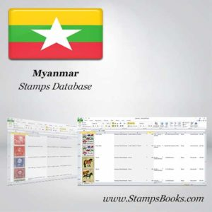 Myanmar Stamps dataBase