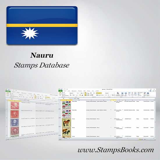 Nauru Stamps dataBase