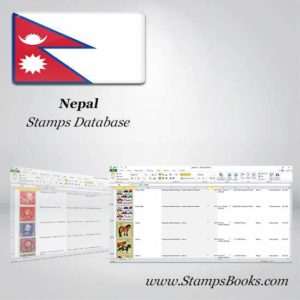 Nepal Stamps dataBase