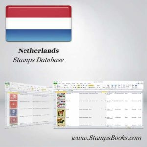 Netherlands Stamps dataBase