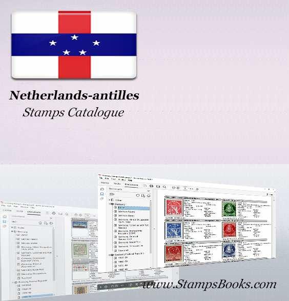 Netherlands antilles Stamps Catalogue