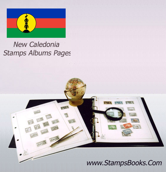 New Caledonia Stamp