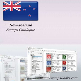 New zealand Stamps Catalogue