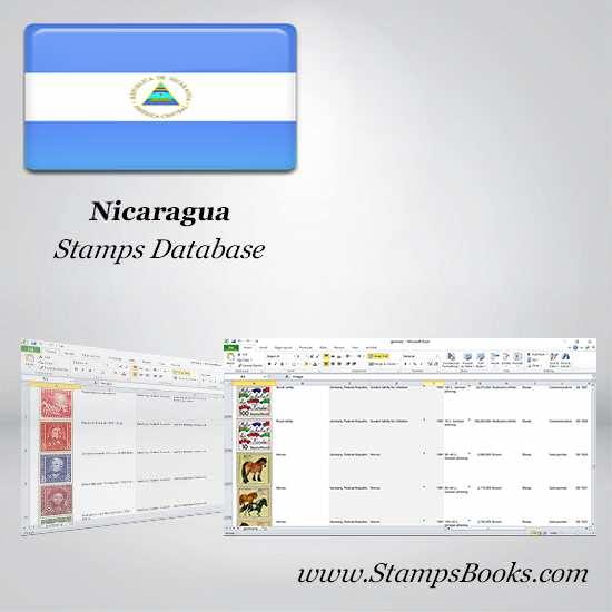 Nicaragua Stamps dataBase