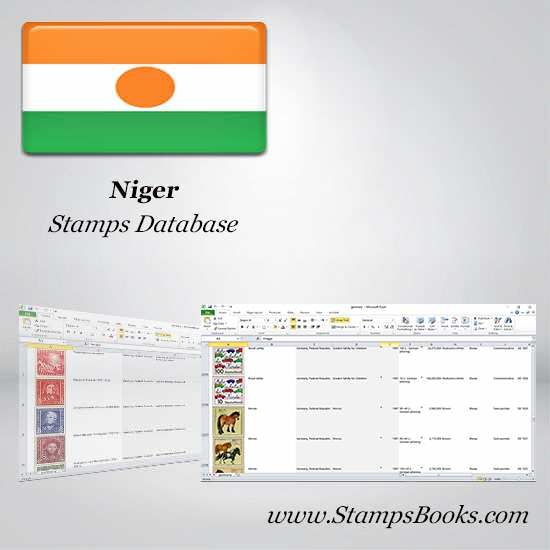 Niger Stamps dataBase