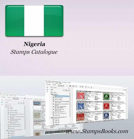 Nigeria Stamps Catalogue