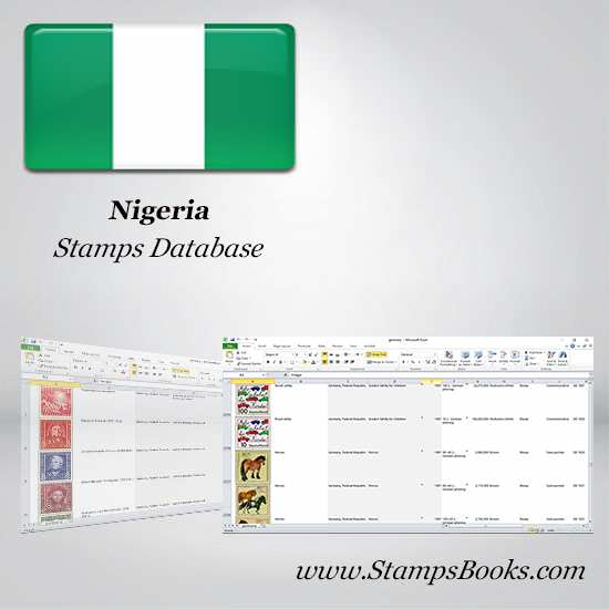 Nigeria Stamps dataBase