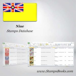 Niue Stamps dataBase