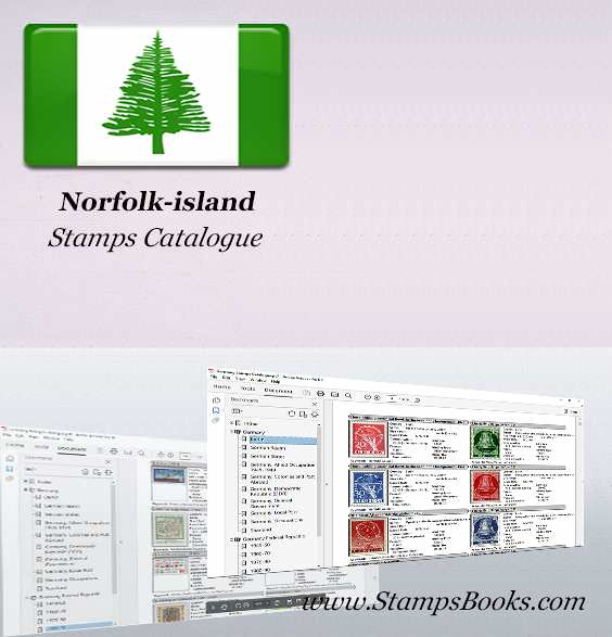 Norfolk island Stamps Catalogue
