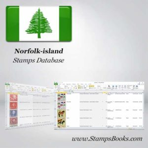 Norfolk island Stamps dataBase