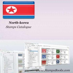 North korea Stamps Catalogue