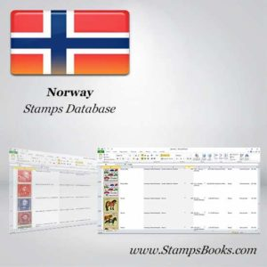 Norway Stamps dataBase