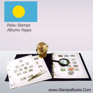 Palau Stamps