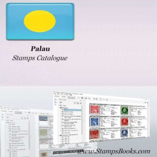 Palau Stamps Catalogue