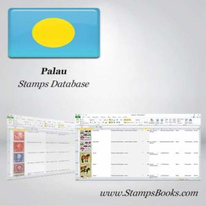 Palau Stamps dataBase