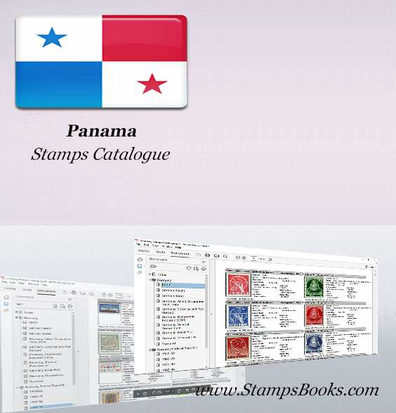 Panama Stamps Catalogue